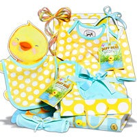 Baby's Clothing Essentials™ Gift In Yellow (6359)