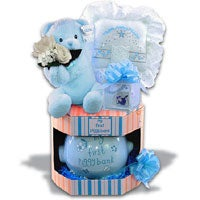 Baby Boy Gift - My First...Keepsakes (6351)