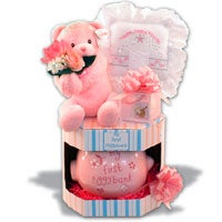 Baby Girl Gift - My First...Keepsakes (6350)
