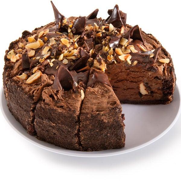 Chocolate Eruption Mousse Cake Recipe