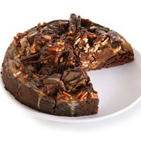 Chocolate Pecan Cluster Cake (8507)
