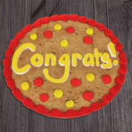 Congratulations Cookie Cake (8662)