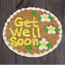 Get Well Soon Cookie Cake (8665)