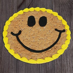Smile Cookie Cake (8664)