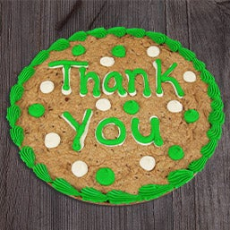 Thank You Cookie Cake (8660)