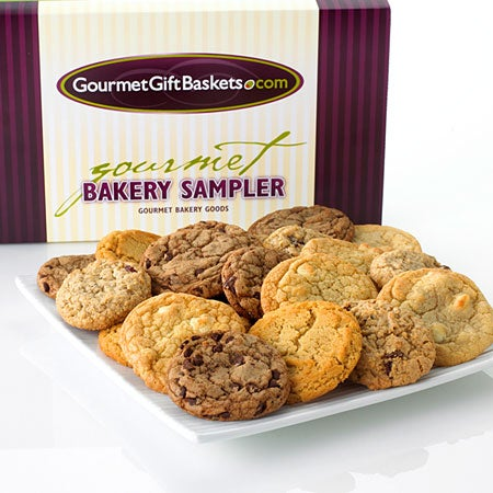 Cookies Sampler Bakery Gift