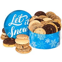 Let It Snow Cookie Gift Box 8965