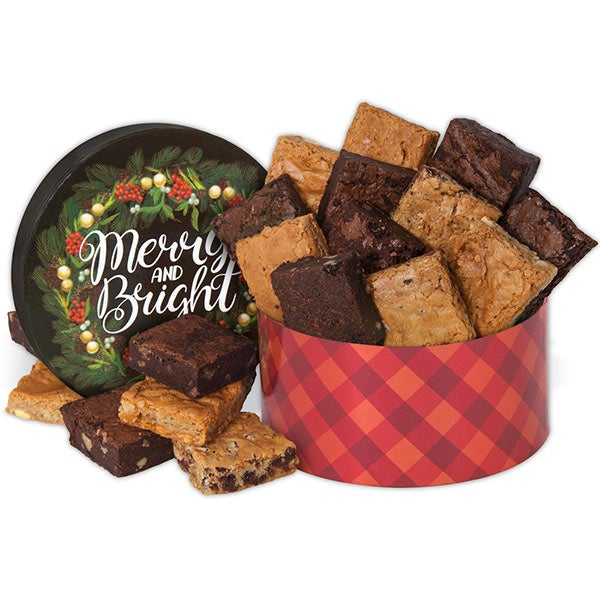 Merry & Bright Brownie Gift Box 8986