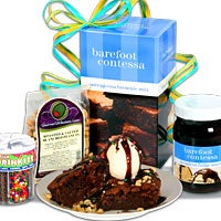 Brownie Sundae With Barefoot Contessa Gift (4454)