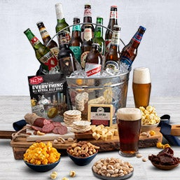 Beer Gift Basket Select (6957)