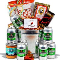 Gourmet Beer Bucket with Heineken Beer (4501)