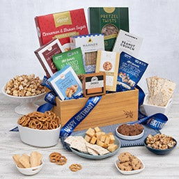 College Care Packages By GourmetGiftBaskets