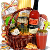 Bloody Mary Breakfast Gift Basket™ (4656)