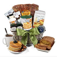 New England Breakfast Gift Basket Deluxe (5021)