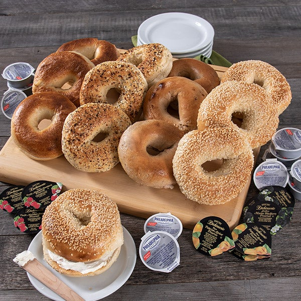 Fresh Bagel Delivery