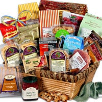 """Signature Series"" Breakfast Gift Basket™ - (RETIRED) (5097)"