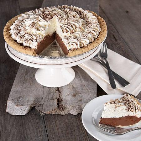 Chocolate Cream Pie by GourmetGiftBaskets.com