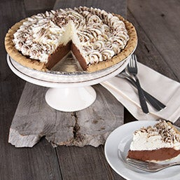 Chocolate Cream Pie (8201)