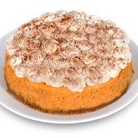 Pumpkin Cheesecake (8036)