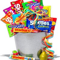 Wrigley's Fruit Candy Bucket (4173)