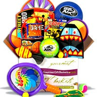 Deluxe Kids Sports Care Package