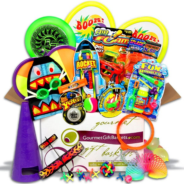 Deluxe Summer Fun Camp Care Package