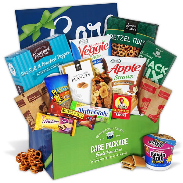 Health Nut Care Package $39.99