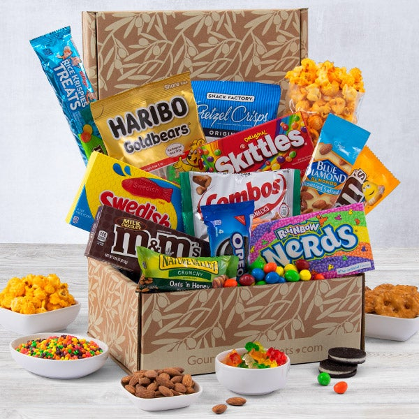 Military Care Package Snacks