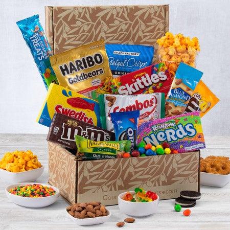Post College Survival Kit By Gourmetgiftbaskets Com