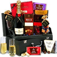 Champagne & Chocolate Suitcase (5110)