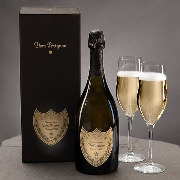dom perignon 750ml with gift box by. Black Bedroom Furniture Sets. Home Design Ideas