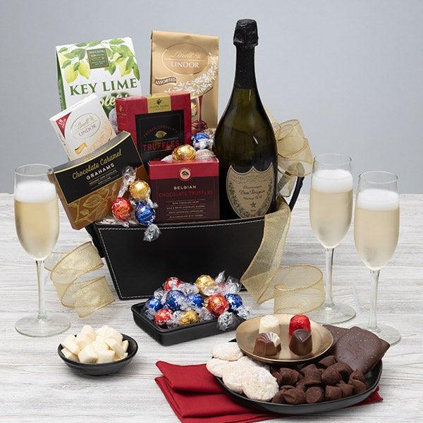 Dom Perignon Gift Basket Prosecco (1 bottle) -