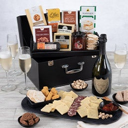 Champagne Gift Baskets.