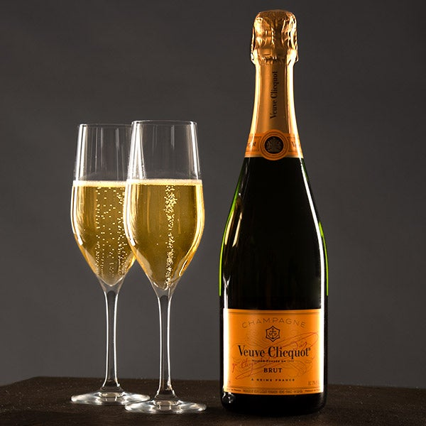Veuve - Yellow Label - 750ml by