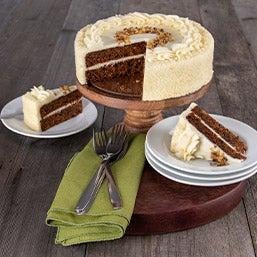 Gourmet Carrot Cake (8500)