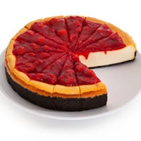 Cherry Almond Cheesecake (8019)