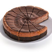 Chocolate Cabernet Truffle Cheesecake (8020)