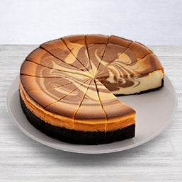 Chocolate Swirl Cheesecake (8022)