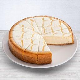 Dulce De Leche Cheesecake (8025)