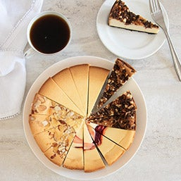 Gourmet Cheesecake Sampler (8001)