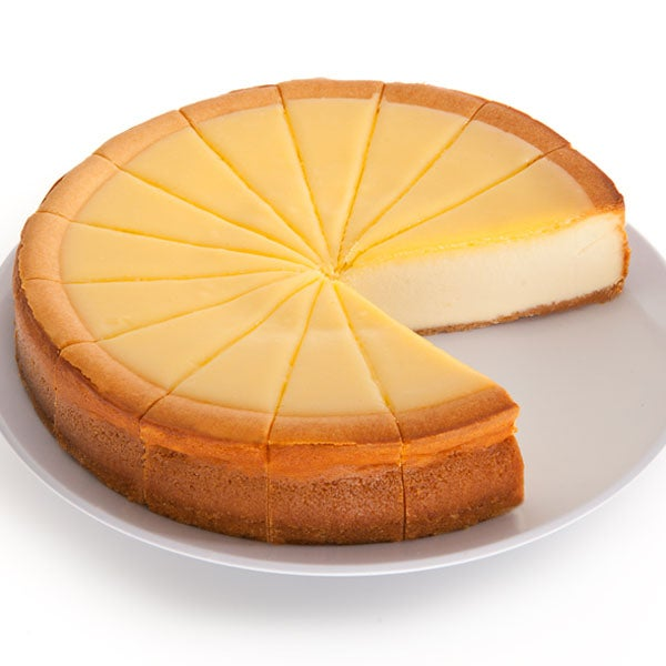 Lemon Biscotti Cheesecake