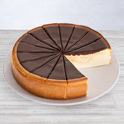 New York Chocolate Fudge Cheesecake (8031)