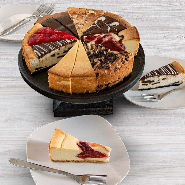 Choice Cheesecake Sampler