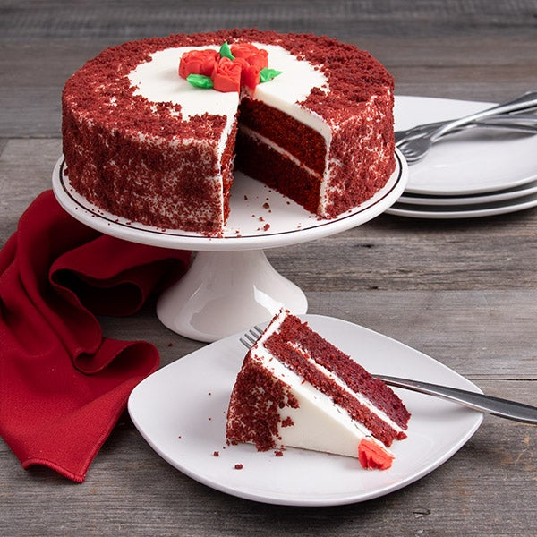Red Velvet Cake by GourmetGiftBasketscom