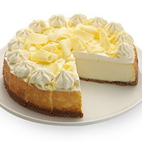 White Chocolate Cheesecake (8009)