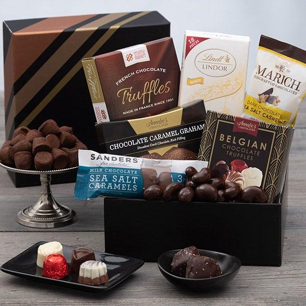 Chocolate Basket Gift