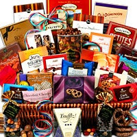 Ultimate Chocolate Gift Basket (4067)