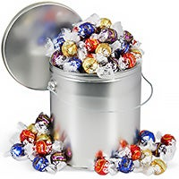Chocolate Truffle Tin - 120-pc Lindt Truffles (4068)