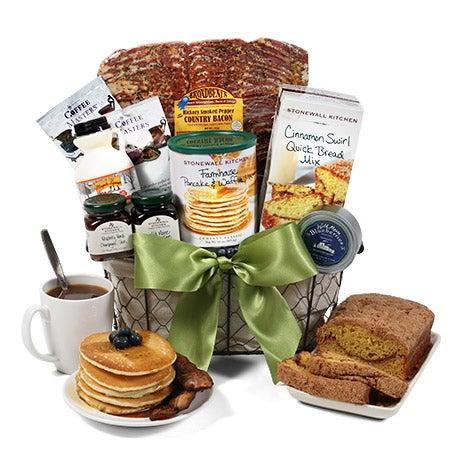 Christmas Breakfast Gift Basket Select
