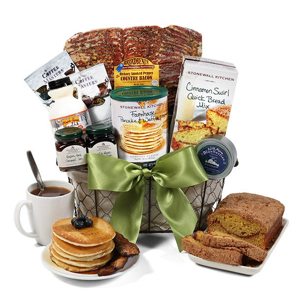Christmas Breakfast Gift Basket Select by ...